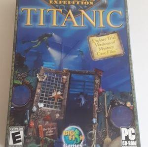 Hidden Expedition Titanic PC Game